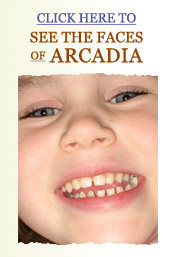 Faces of Arcadia